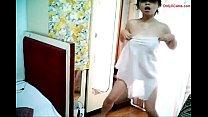 dancing girl webcam chinese Amateur