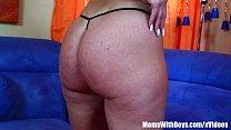 milf jenna cruz big ass and boobs banged