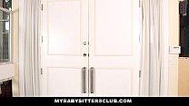 MyBabySittersClub - Pale Skinned BabySitter Pun...