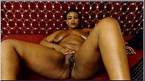Webcam my friend Lavita from Southafrica smokin...