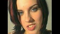 Sabine Mallory pornstar blue eyed