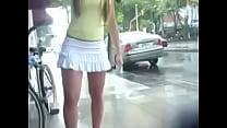 minifalda en Jovencita