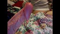 BBW Virgin Masturbates on period