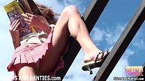 farmer s daughter lilia flashing her little panties