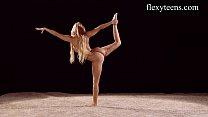Continuation of Andreykinas gymnastics