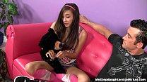 Asian Teen Licks Her Stepdad's Ass porn videos