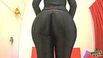 fiona! enjoy bodysuit. black a in out working 2015! ass Best