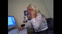 Kathleen White in office porn videos