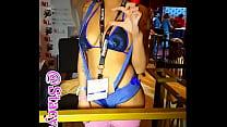 Pornstar Stacy Jay X at AVN awards Las Vegas