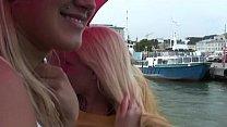 Two scandinavian babes fucked porn videos