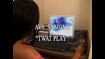 Ava Samone Goes Hard on My Own Twat