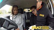 Fake Driving School creampie teen ebony threesome milf big tits compilation clip porn videos