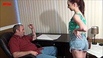 Онлайн порно старик ебет молодую