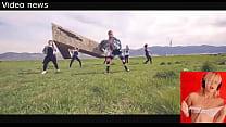 Crazy Russian teens dancing at WWII memorial thumbnail