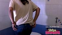 Gorgeous Indian Wife Shilpa Bhabhi Hot Shower -...