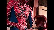 parody sex hentai Spiderman