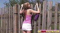 Русский секс с молодой грудастой девушкой