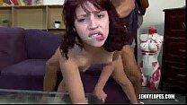 star porn colombian - 8 part video anal 1st lopes Jenny
