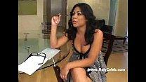 Chubby latina chick is a hot teacher thumbnail