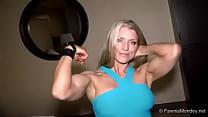 biceps fawnia atleticas