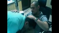 Gay Indian Dr gives bj to patient