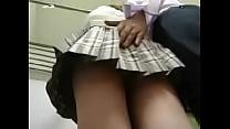 Chikan Groped schoolgirl porn videos