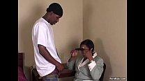 Ebony granny takes BBC porn videos