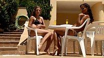Sublime Sunbathers by Sapphic Erotica - sensual...