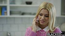 BLACKED Tiny Blonde Wife Kennedy Kressler Gets Revenge With a Big Black Cock porn videos