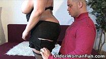 Chubby mature mom needs warm cum porn videos