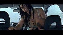 sexscene car bellucci Monica