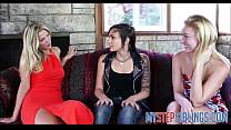 Three Teen Cousins Fuck Each Other - MyStepSibl...