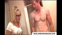 Hottie Wives Roberta Gives Perfect Handjob porn videos