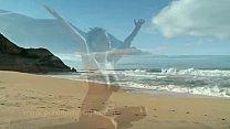 Nude Yoga - Ocean Goddess Trailer porn videos