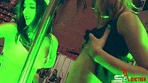 SEB-2014 Double Show SexAdiction Lesbian   Couple porn videos