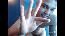webcam handsome gay