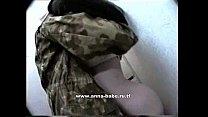 Russian Soldier Fucks A Bitch