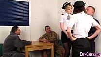 Cfnm police mistress jizz porn videos