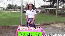 Kharlie Stone's Cupcake Sale