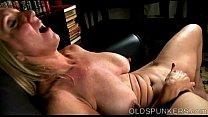 u 4 pussy juicy fat her fucks spunker old busty Beautiful
