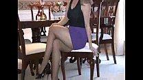 heels high her with off gets sammi slutty Mature