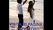 MANUEL Y ESTELA. PRIMER ANAL. VISITA MI CANAL DE YOUTUBE RELATOS CALIENTES EN AUDIO