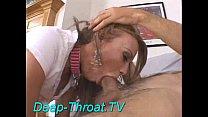 babe does deep throat hard sex
