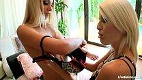 LiveGonzo Blance and Ginger Devil Masturbating Lesbians porn videos