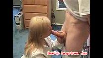 Great Blowjob By A Blonde - BlowJob-DeepThroat.Com