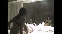 Pure Amateur Mirror Sex in the hotel room secre...