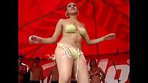 punta bailando chica guatemala Chapina