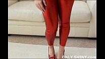 Видео женские ножки в колготках