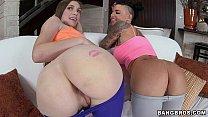 Christy Mack and Her Hot Ass friend