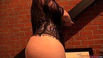 Proxy Paige sucks cock and licks ass